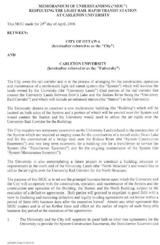 Template memorandum of understanding between document 3 platinumwayz