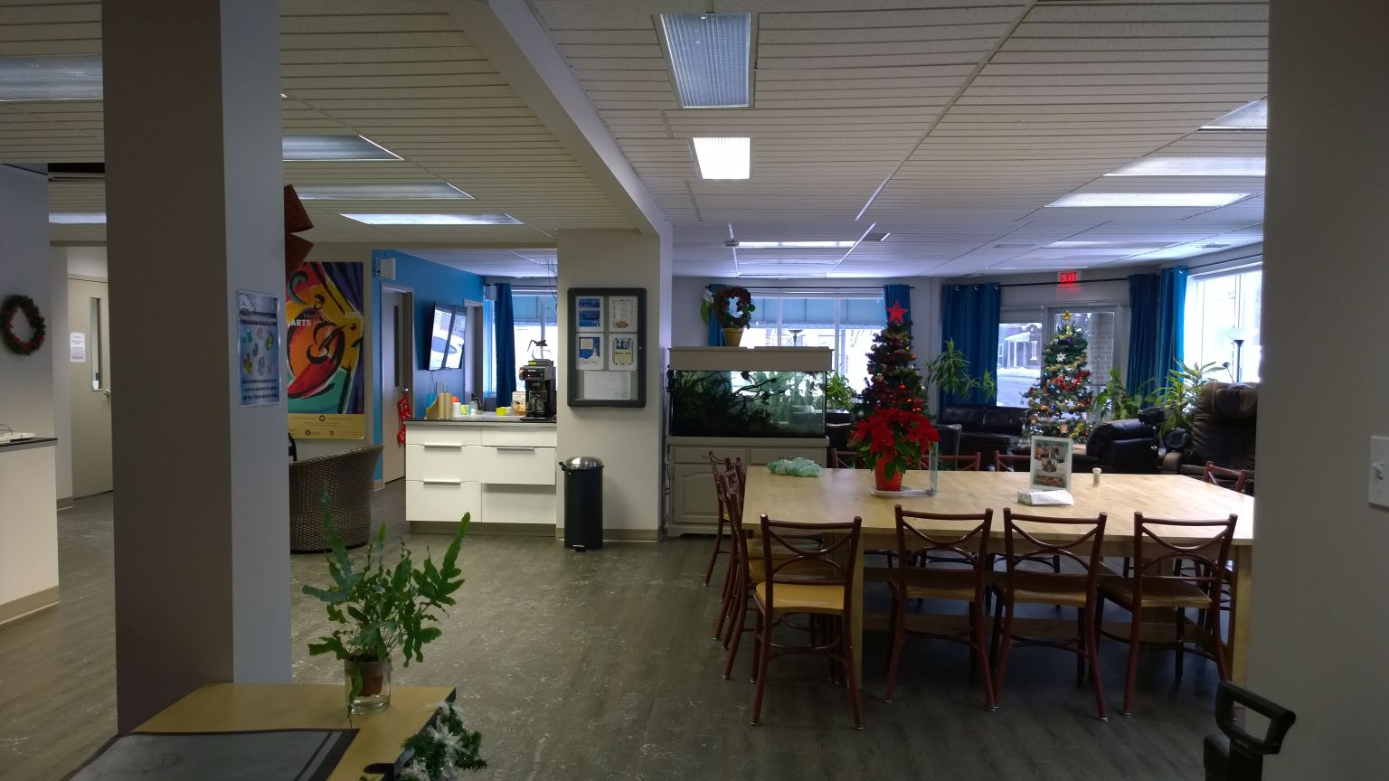 Interior view of the AIDS Committee of Ottawa drop-in centre known as the & Doors Open Buildings 2017 | City of Ottawa Pezcame.Com